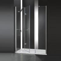 Cezares ELENA-BS-13-100+45/45-C-Cr Душевая дверь 183 см