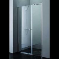Cezares Elena-B-11-30+80-C-Cr Душевая дверь 110 см