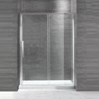 Cezares Lux-Soft-BF-1-130-C-Cr-IV Душевая дверь 130 см
