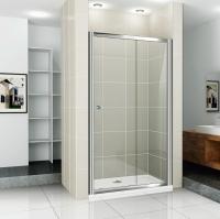 Cezares Pratico-BF-1-140-C-Cr Душевая дверь 140 см