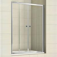 Cezares Pratico-BF-2-200-C-Cr Душевая дверь 200 см