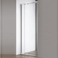 Cezares Variante-B-1-130/140-C-Cr Душевая дверь 130 см
