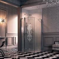 Huppe Design Victorian Душевая дверь 90 см