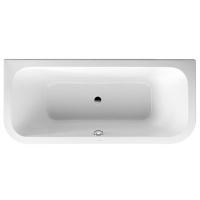 Duravit Happy D 700016 Ванна пристенная на ножкаx 180x80см