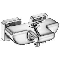 E.C.A Novita 102102447 Смеситель для ванны, настенный монтаж