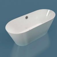 Esse Luzon Ванна из литьевого мрамора 160x65