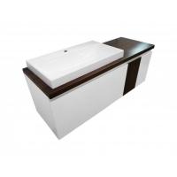 Эстет Malibu ФР-00007126 Мебель для ванной 2 ящ. вставка 140 см