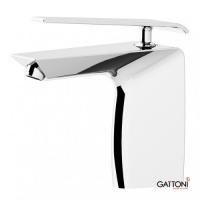 Gattoni Boomerang 4542-45С0cr Смеситель для раковины