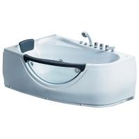 Gemy G9046 II B Ванна гидро-массажная угловая 171х99 см