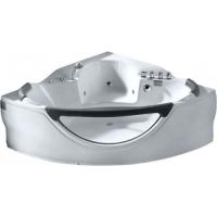 Gemy G9025-II B Ванна гидромассажная угловая 155х155 см