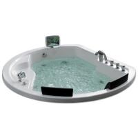 Gemy G9053 O Ванна гидро-аэромассажная круглая 185х162