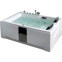 Gemy G9061 new K Ванна гидро- аэромассажная 180х120 см