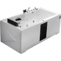 Gemy G9066-II K R Ванна гидро-аэромассажная 170х85 см