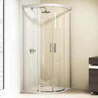 Huppe Design elegance Душевое ограждение 120х120 см