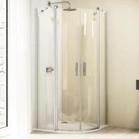Huppe Design elegance Душевое ограждение 90х90 см