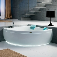 Jacuzzi Aquasoul Corner 155 Ванна гидромассажная 155х155