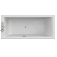 Jacuzzi Moove ванна акриловая 180x80