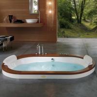 Jacuzzi Opalia wood/stone  Ванна гидромассажная 190х110