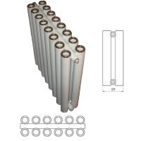 KZTO Гармония-2 2000 Радиатор стальной