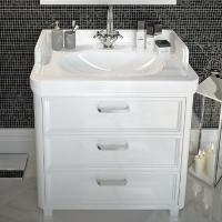 Kerama Marazzi Pompei Po.80.3/WHT Мебель для ванной 80 см