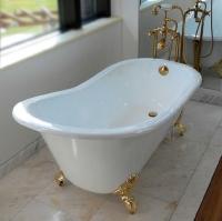 Magliezza Gracia Ванна чугунная на ножкаx 170x76 см