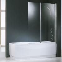 Novellini Aurora 2 Шторка на ванну 120x150 см