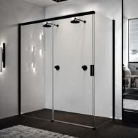 Novellini Opera PH+FH OPEPH145S(D)-1U Душевая дверь 145 см