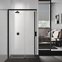 Novellini Opera PH+FH OPEPH117S(D)-1U Душевая дверь 117 см