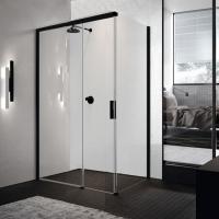 Novellini Opera PH+FH OPEPH127S(D)-1U Душевая дверь 127 см