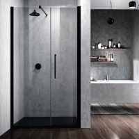 Novellini Young 2.0 Y21B67-1D Душевая дверь 67 см