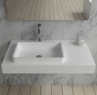Ns Bath NSS-9050M Раковина подвесная 90 см
