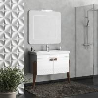 Smile Заффиро Мебель для ванной 95 см