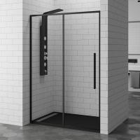 RGW Stilvol SV-12-Black Душевая дверь 140 см