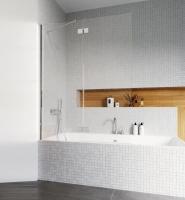 Radaway Essenza New PND II Шторка для ванны 100/110/120/130/140