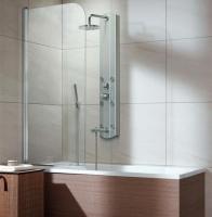 Radaway Eos PNJ Шторка на ванну 50  L/R