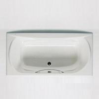 Roca Akira 2325G000R Ванна чугунная 170x85