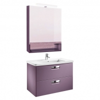 Roca Gap 80-violet Мебель для ванной