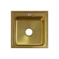 Seaman Eco Wien SWT-5050-Antique gold satin.A Мойка для кухни