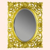Tiffany World TW01939 oro Зеркало в раме, 73 см