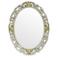 Tiffany World TW03642 avorio/oro Зеркало в раме, 72 см