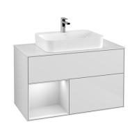 Villeroy&Boch Finion F030 MT GF Мебель для ванной 100 см