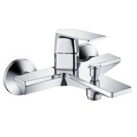 Zeegres Z.Milano 39002001 Смеситель для ванны, настенный монтаж