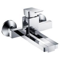 Zeegres Z.Parall 11002001 Смеситель для ванны, настенный монтаж