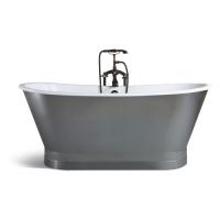 Aquanet SW-1002A Ванна чугунная 170x68