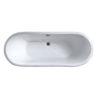 Aquanet SW-1002B Ванна чугунная 170x68