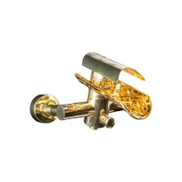 Boheme Hypnose Gold 233-G Смеситель для ванны