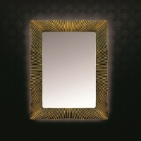 Boheme Soho 520 Зеркало для ванной 80 см