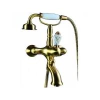 Boheme Vogue Crystal Bronze 303-CRST Смеситель для ванны