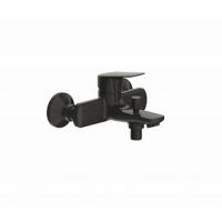 Bravat Rhein F6429564BW-01-ENG Смеситель для ванны, черный