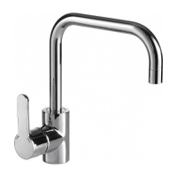 Bravat Stream F73783C-1A Смеситель для кухни